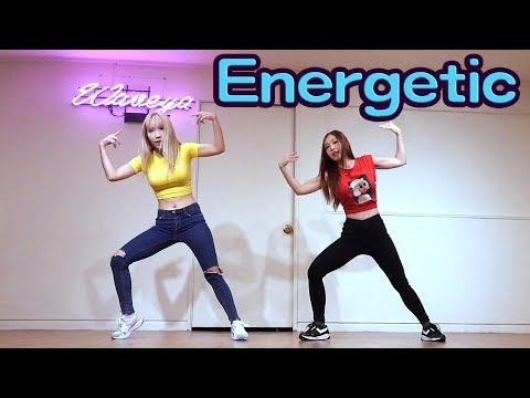 Wanna One (워너원) 에너제틱 안무 Energetic 강다니엘 박지훈 WAVEYA
