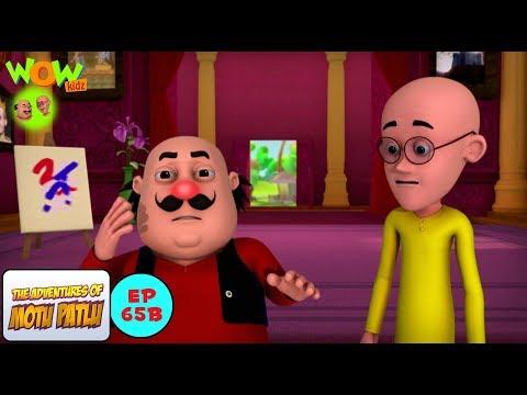 Motu Ka Jukam - Motu Patlu in Hindi thumbnail