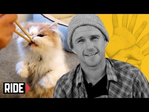 Chad Bartie Digs Gotye, Kitties and Freestyle - Pro's Picks
