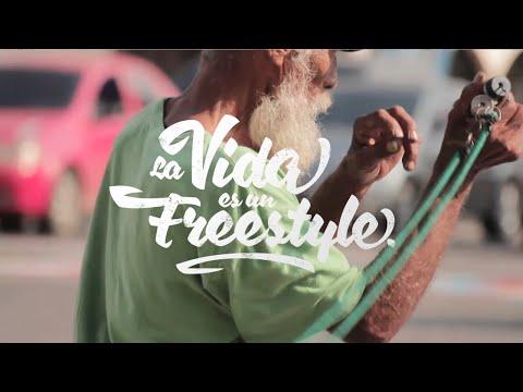 Akapellah - La Vida Es Un Freestyle (Video Oficial)