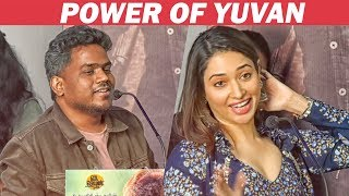 He is my BEST PAIR Romantically - Tamannah Reveals | Kanne Kalaimaane