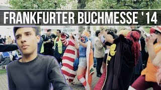 Frankfurter Buchmesse 2014 - Kuro Goes Con - Anime/Cosplay-Convention (FBM)
