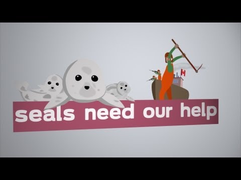 Seals Need Our Help