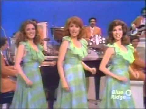 The Lawrence Welk Show - Spring - Kathie Sullivan Interview - 04-23-1977