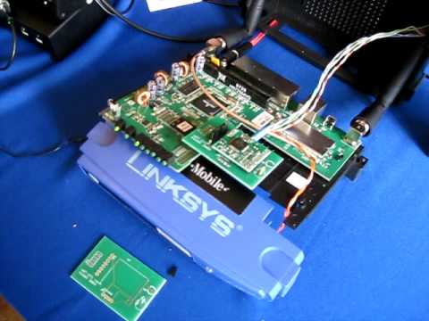 Ham Radio at Maker Faire 2009 - APRS demo PART 3