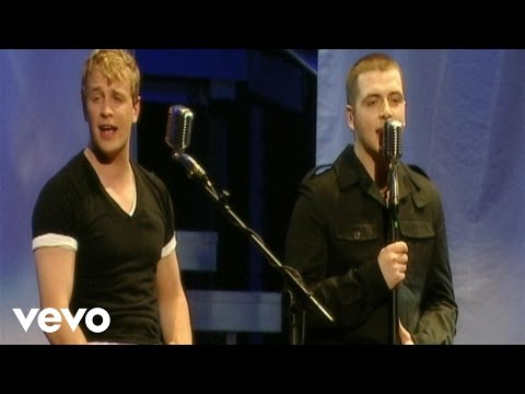 Westlife - Flying Without Wings (live In Stockholm) video