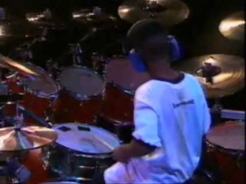 Tony Royster Jr.'s Great Drum Solo