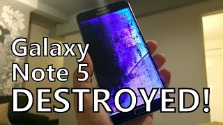 download lagu How I Destroyed The Samsung Galaxy Note 5 - gratis
