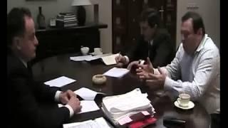 Допрос главы «Альфа-групп» Михаила Фридмана (часть 1)
