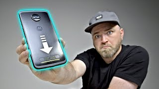 What Makes The Moto Z2 Force So Special?