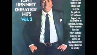 Watch Tony Bennett Over The Sun video