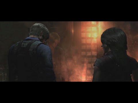 Resident Evil 6 `No Hope Left` Trailer