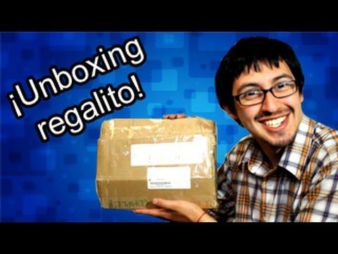 Chilenito TV Unboxing de regalito