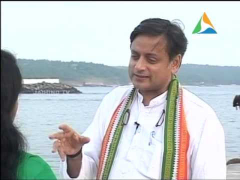 Vizhinjam, Jaihind TV, Election Watch, 13-03-14, K.B Libeesh
