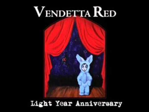 Vendetta Red - Temple Of The Winged Serpent (Light Year Anniversary EP)