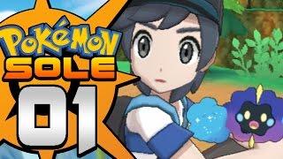SCEGLIAMO IL PRIMO POKEMON - Pokémon Sole ITA Parte 01