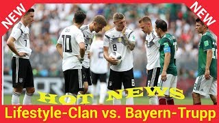 Lifestyle-Clan vs. Bayern-Trupp: Grüppchen-Zoff im Löw-Team?