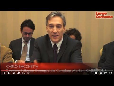 """Carlo Bacchetta (Carrefour): """"Il sistema non è pronto per l'every day low price a livello nazionale"""