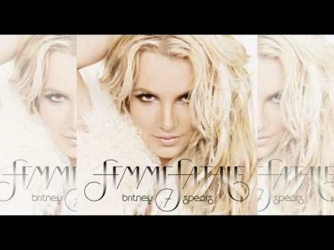 Britney Spears - Seal it with a Kiss