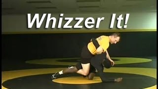 Wrestling Moves KOLAT.COM Whizzer Pull Up to Step Over