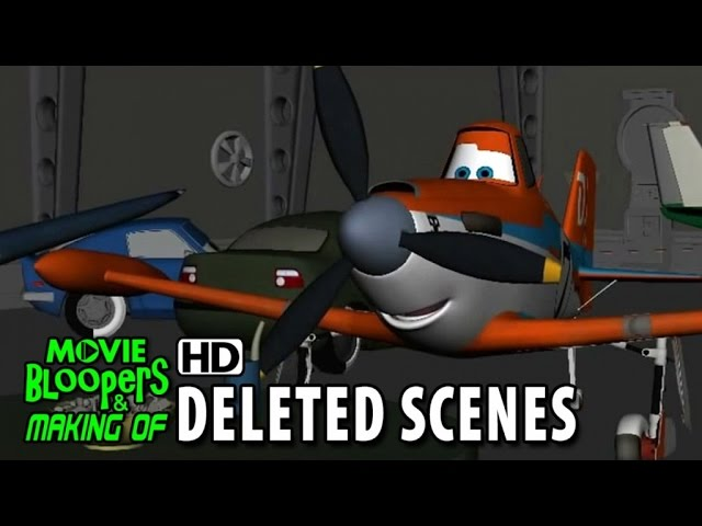 Planes: Fire & Rescue (2014) Deleted Scene #1 - Honkers