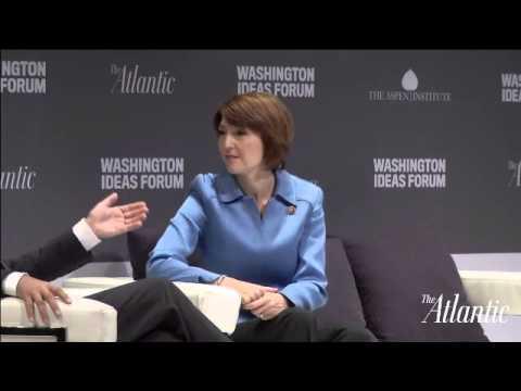 Cathy McMorris Rodgers / Washington Ideas Forum 2015