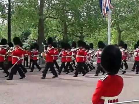 The Colonel's Review of Trooping The Colour 2012