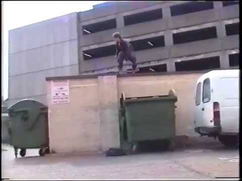VHS RAW Street Skate 1999 Security