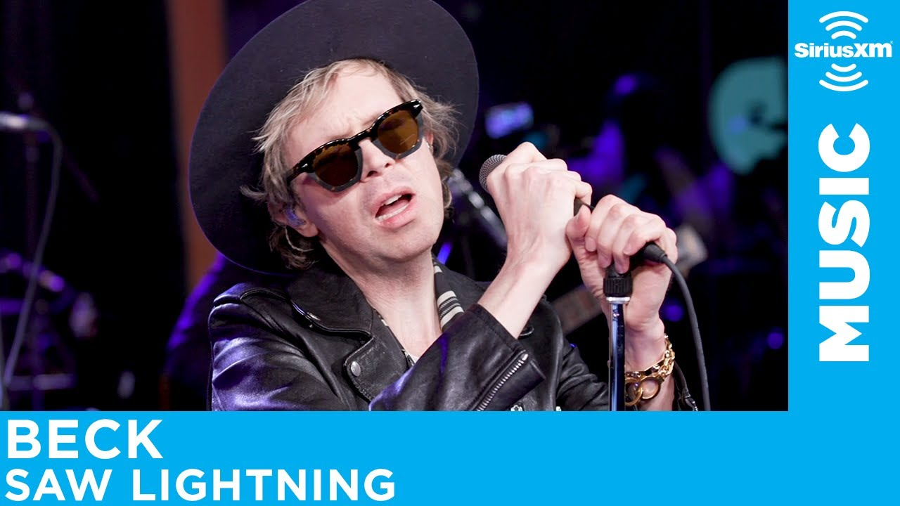 "Beck - SiriusXMにて""Saw Lighting""など2曲を披露 スタジオライブ映像を公開 thm Music info Clip"