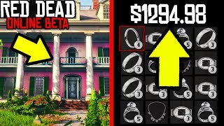 YOU CAN MAKE $1000 FROM THIS MONEY GLITCH in Red Dead Online! RDR2 Online Money Making!