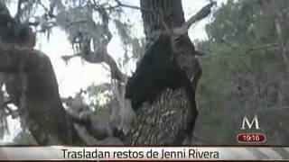 Trasladan Restos De Jenni Rivera Para Pruebas De Adn