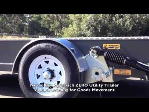Trailer Ground Zeroes Zero Utility Trailer