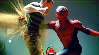Spider-Man vs Sand-Man - First Fight Scene - Spider-Man 3 (2007) Movie CLIP HD