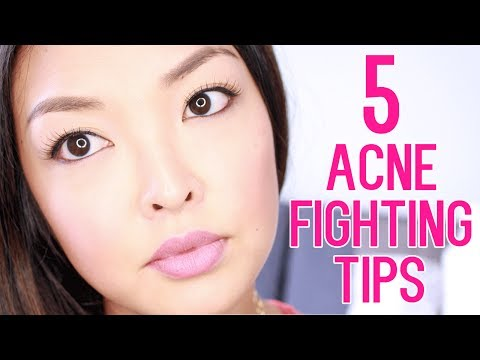 How to get a pimple to go away fast