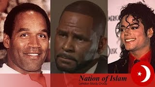 Video: Crucifixion of the 'Celebrity' Black Man - Leo Muhammad (NOI)