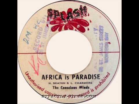Lloyd Charmers&The Conscious Minds - Africa Is Paradise