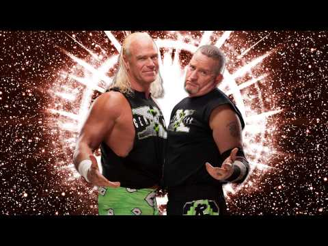2014 : New Age Outlaws 5th WWE Theme Song - Oh You Didnt Know...