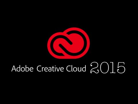 Adobe Creative Cloud CC 2015 Mac Installers