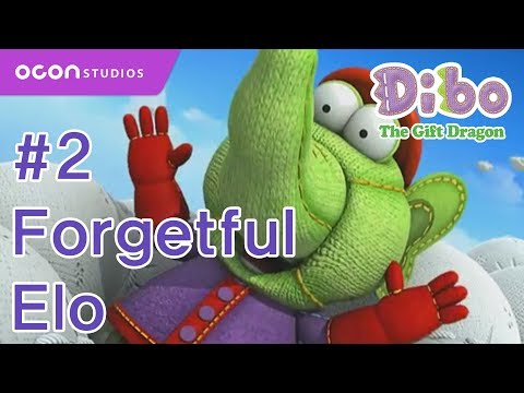 [ocon]dibo The Gift Dragon ep02.forgetful Elo (eng Dub) video