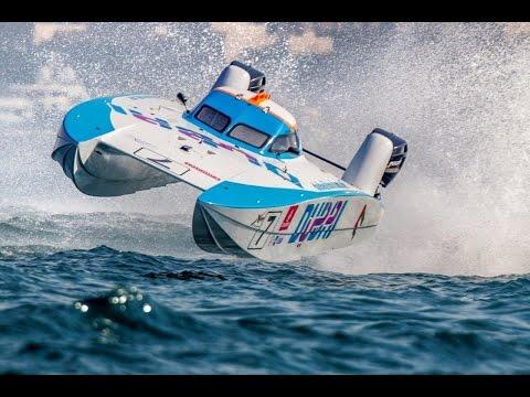 XCAT Powerboat season review - 2014