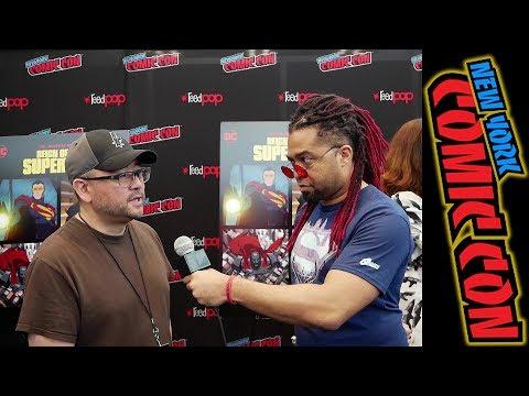 Reign Of The Supermen: Director Sam Liu Interview