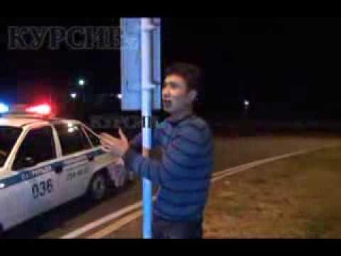 5 километров проехал на крыше чужого автомобиля пьяный дебошир в Алматы