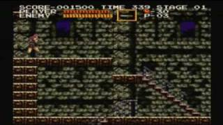 Castlevania Chronicles (Intro and Stage 1)