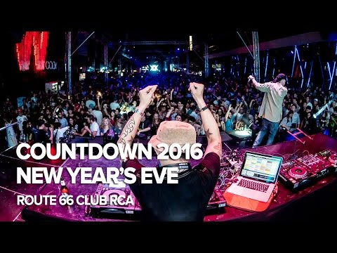 Countdown 2016 New Years Eve at Route 66 Club RCA Bangkok streaming vf