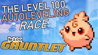 475 - Training Pokemon to Level 100 by doing Absolutely Nothing!! The Level 100 Gauntlet