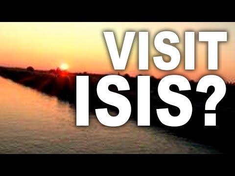 Tourism To ISIS? The Caliphate Wants Your Business