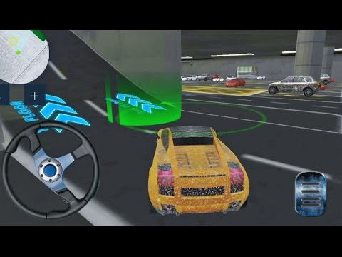 New Car Parking Simulator | Multi-Level Snow Car Parking - Best Android Gameplay Trailer 2016 [HD]