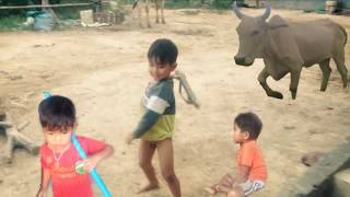 Wow good baby Play the ground happy videos new