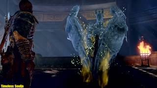 God Of War - Valkyrie Eir Location: The Mountain - Hidden Chamber of Odin - (Full Walkthrough)