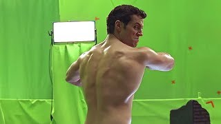 Superman vs Justice League | Behind The Scenes